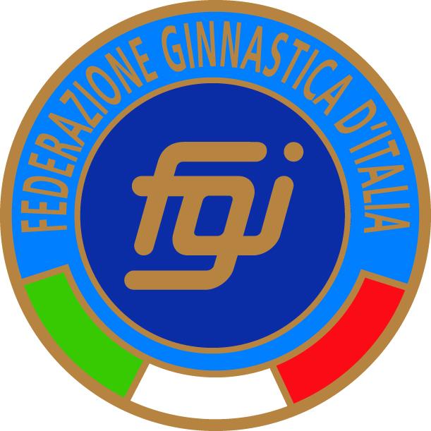 Logo FGI - Federazione Ginnastica d'Italia