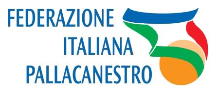 Logo FIP - Federazione Italiana Pallacanestro
