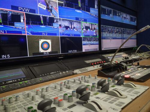 Icona per accedere alla pagina dedicata alle nostre produzioni televisive