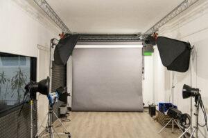 Icona per accedere alla pagina dedicata a Studio virtuale e sala pose